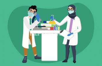 Bulan Ini, Eijkman Uji Vaksin pada Hewan