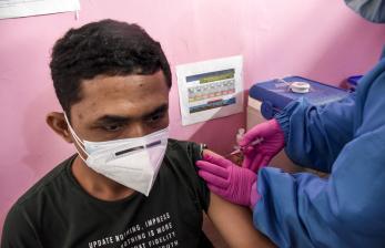 Ini Catatan Ridwan Kamil Saat Vaksinasi Covid di Jawa Barat