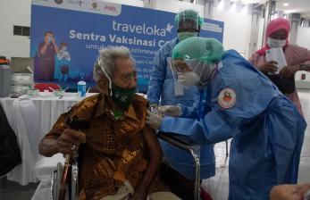 Capaian Vaksin untuk Lansia di Solo Belum Sesuai Target
