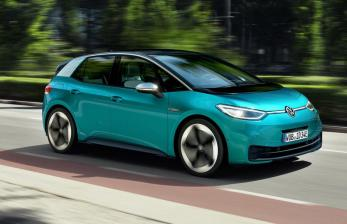 Proses Produksi Volkswagen Terganggu Kelangkaan Chip