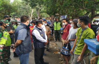 Ditutup, Wagub Jabar Tinjau Langsung Objek Wisata Batukaras