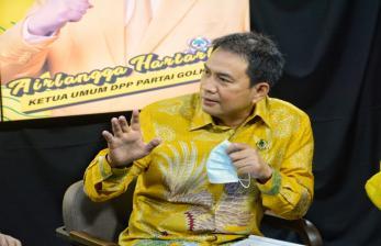 Azis Syamsuddin Kenalkan Penyidik KPK dengan Syahrial