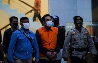 Sempat Alasan Isolasi, Azis Syamsuddin Non Reaktif Covid-19