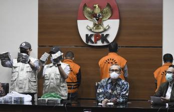 Plt Kadis Kabupaten Hulu Sungai Utara Jadi Tersangka Suap