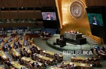 Pertemuan Tatap Muka di PBB Dibatalkan Karena Covid-19