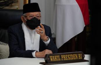 Wapres Ajak Nahdlatul Wathan Dakwahkan Islam Moderat