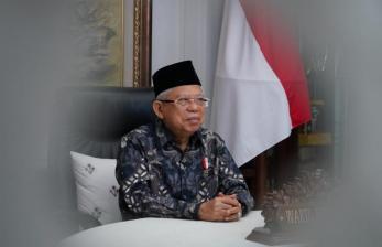 Wapres: Indonesia Bisa Jadi Negara Ekonomi Syariah Terbesar