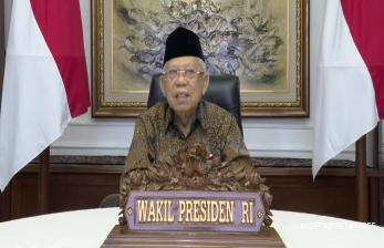 Maruf Amin Berharap Republika Online Terus Menginspirasi