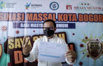 Pemkot Bogor Terjunkan Ratusan Relawan Pantau Warga Isoman