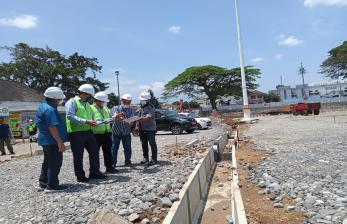 Sukabumi Genjot Infrastruktur