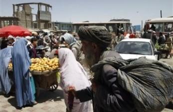 Bentrokan Meningkat, Taliban Sasar Titik Strategis