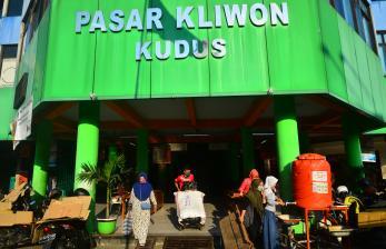 Pedagang Pasar Kliwon Nunggak Sewa Kios Bakal Dicabut Izin