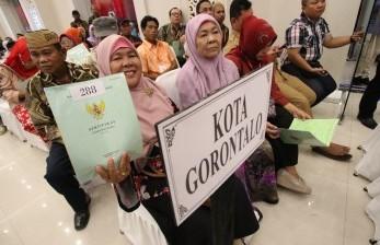 BPN Depok Bagikan 73 Ribu Sertifikat Tanah PTSL pada 2021