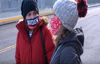 Pro-Kontra Warga Pascapelantikan Joe Biden