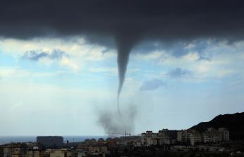 BMKG: Tidak Semua Awan Cumulonimbus Sebabkan Puting Beliung