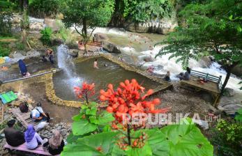 KRG-BUMDes Penyampak Bangun Ekowisata Sungai Pengalen Babel