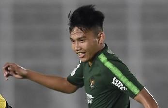 Gol Hanis-Witan Bawa Indonesia Bekuk Nepal 2-0
