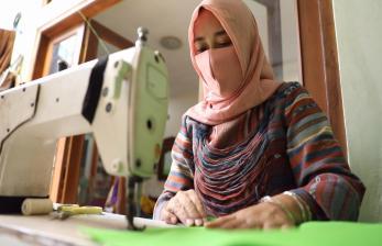 UMKM Binaan Pertamina, Menjahit Harapan di Era Pandemi