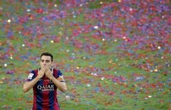 Xavi tak Memungkiri Punya Tekad Kembali ke Barcelona