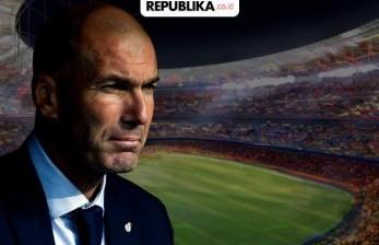 Madrid di Ambang Juara Liga Spanyol, Ini Respons Zidane