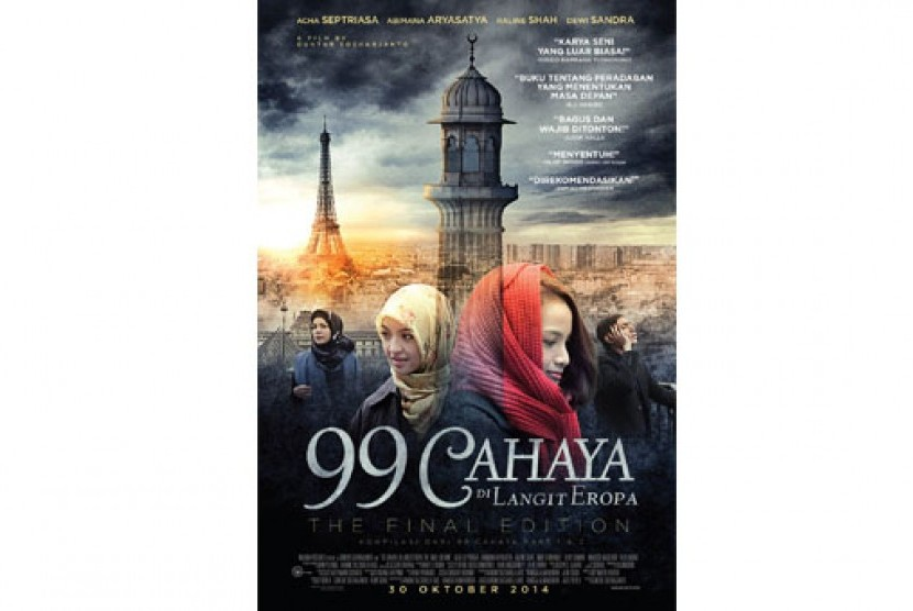 '99 Cahaya di Langit Eropa: the Final Edition