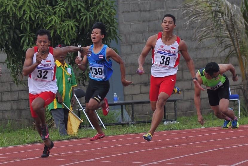Atlet. (Ilustrasi)