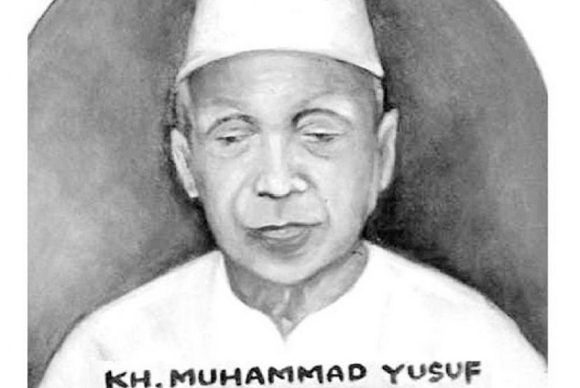 (ilustrasi) engkong yusuf