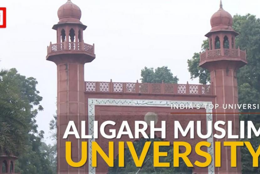 (Ilustrasi) kampus Aligarh Muslim University