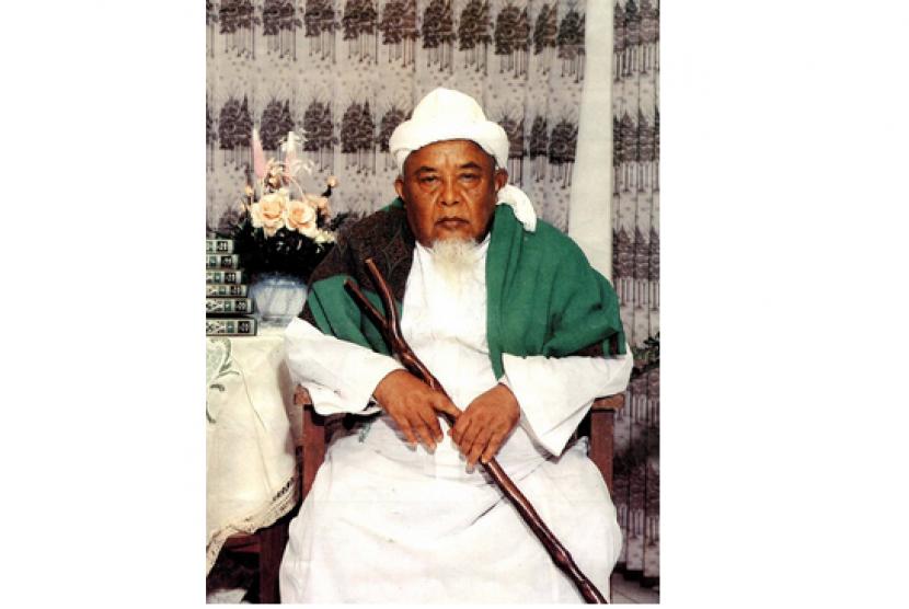 (Ilustrasi) KH Choer Affandi