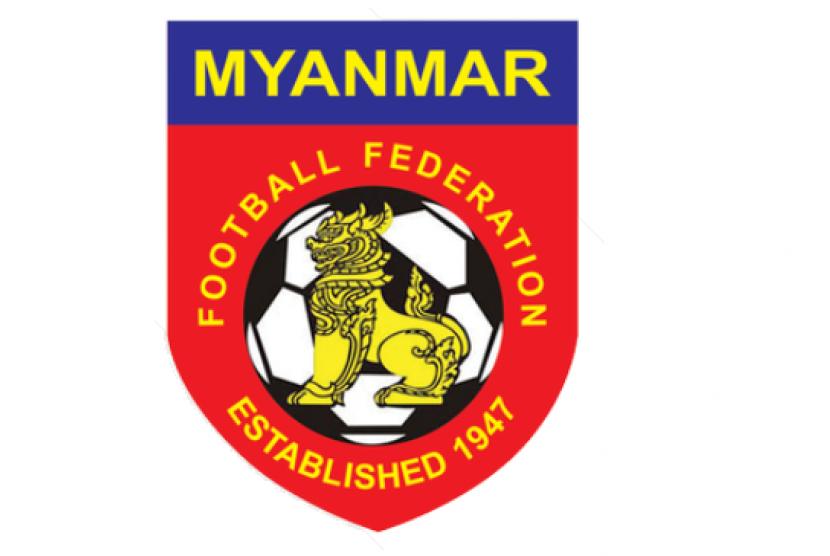 (ilustrasi) logo timnas Myanmar