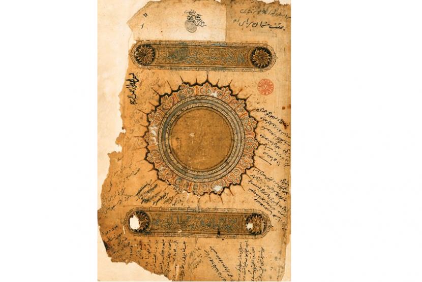 (Ilustrasi) Naskah 'Kimia Kebahagiaan' oleh al-Ghazali