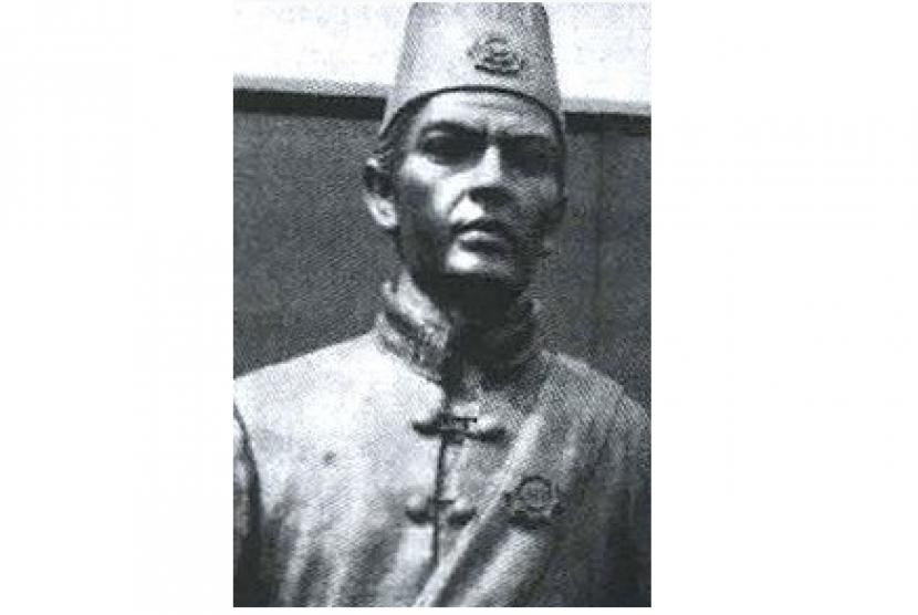 (ilustrasi) sultan ageng tirtayasa
