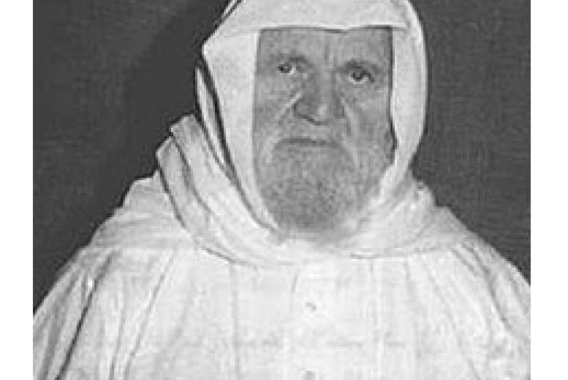 (Ilustrasi) Syekh al-Albani