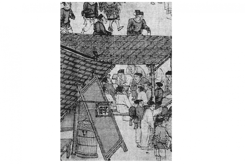Tradisi Dongeng dalam Peradaban China;. (ilustrasi) tradisi dongeng China klasik
