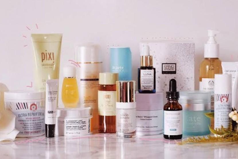 Tips Memilih Produk Skincare yang Aman | Republika Online