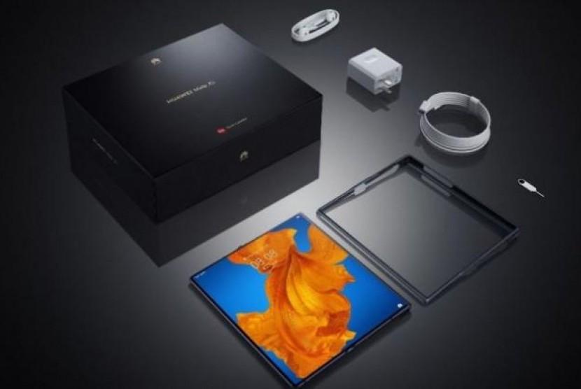 Ponsel Lipat Kedua Huawei Hadir, Tak Ada Aplikasi Google