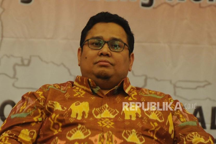 Anggota Bawaslu Ahmad Bagja