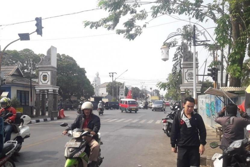 Dishub Jabar Cek Lampu Lalin Yang Mati Di Purwakarta Republika Online
