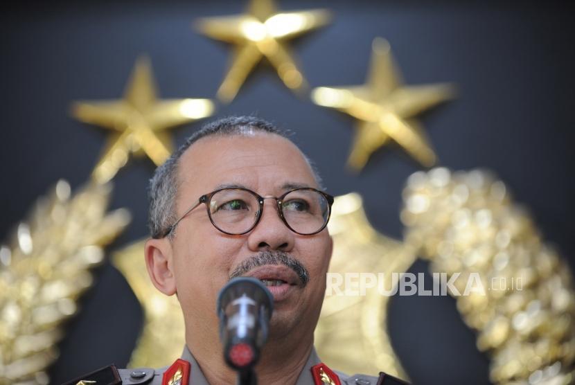 Kepala Divisi Humas Polri Irjen (Pol) Setyo Wasisto