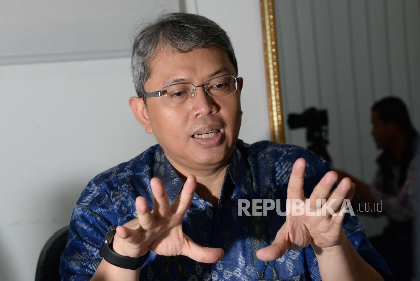 Anggota DPRD DKI Jakarta Triwisaksana