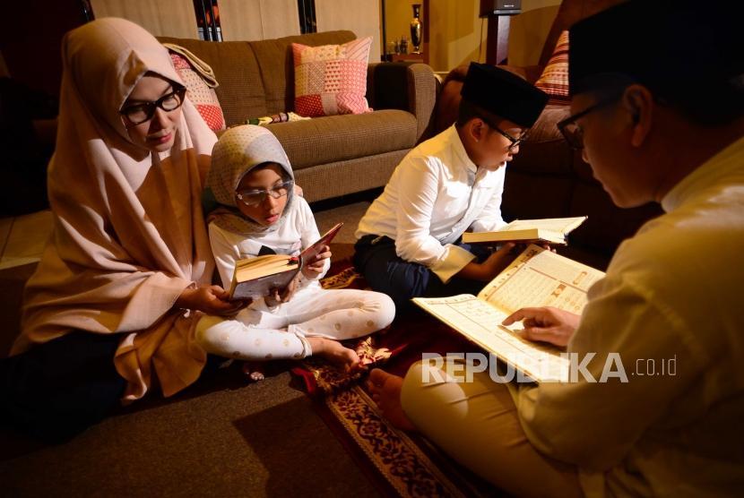 RUU Ketahanan Keluarga Atur Kewajiban Suami dan Istri