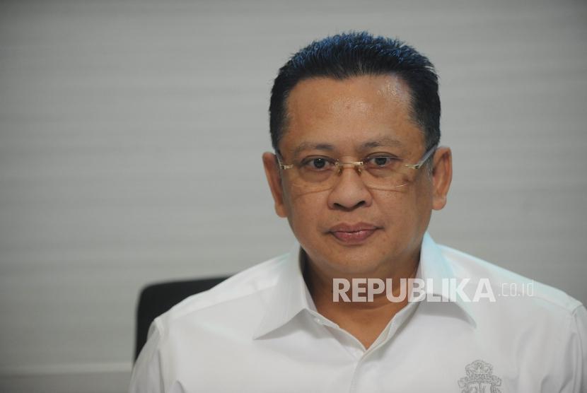 Ketua DPR RI - Bambang Soesatyo