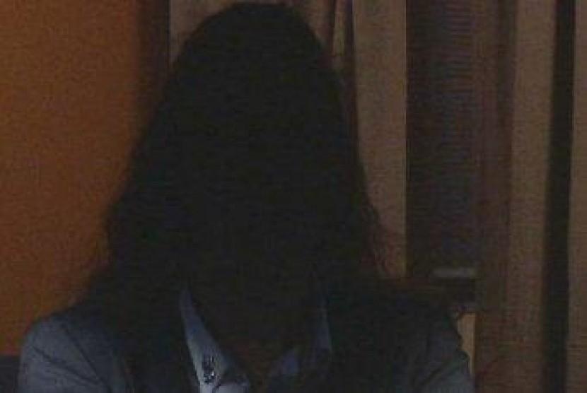 Kate, perempuan yang diduga dilecehkan oleh kadet Angkatan Pertahanan Australia