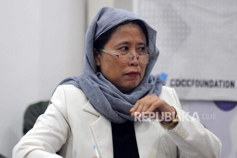 Dosen Universitas Indonesia - Chusnul Mariyah