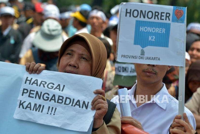 Asosiasi Honorer Harap Alokasi Khusus ASN dari K2 pada ...