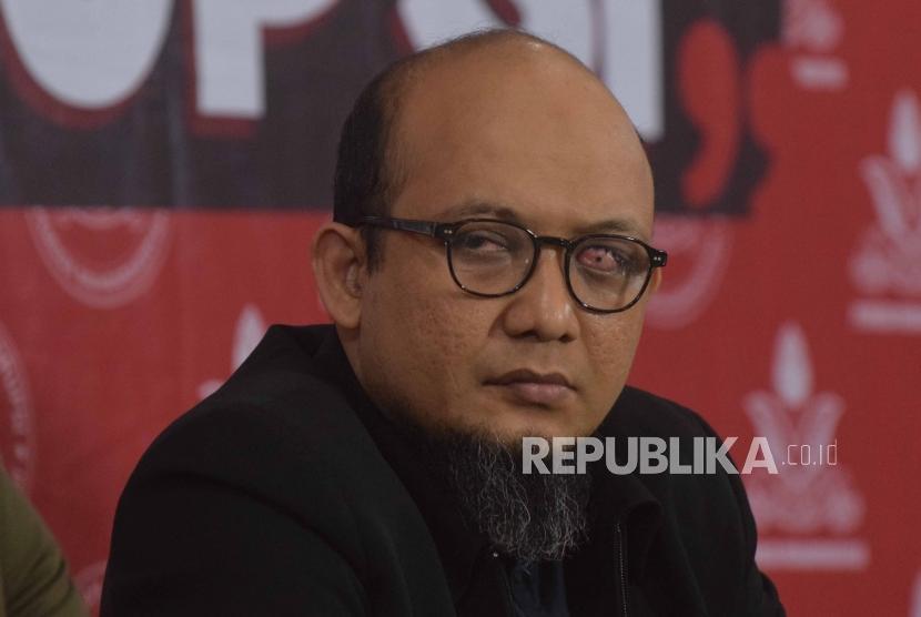 Penyidik Senior KPK, Novel Baswedan.