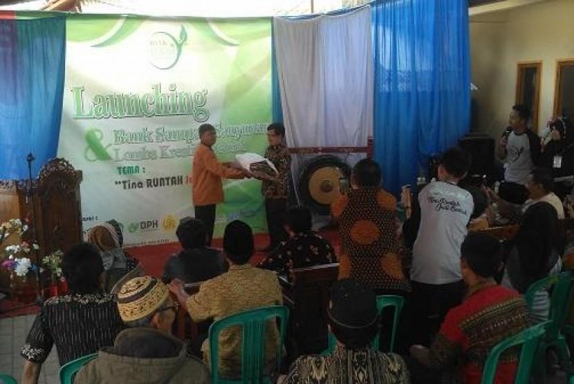Ingin Terbebas dari Sampah, Remaja di Tasik Buat Bank Sampah