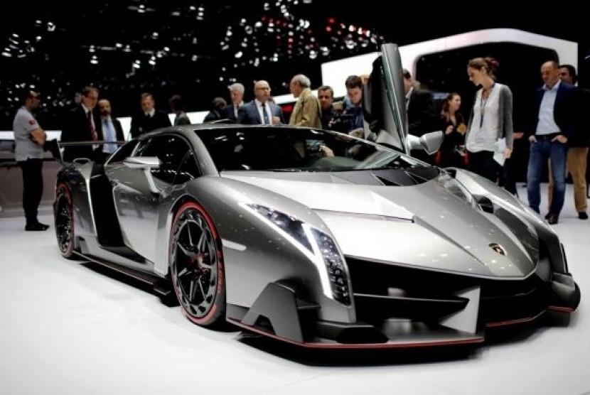 42 Gambar Mobil Lamborghini Veneno Terbaik