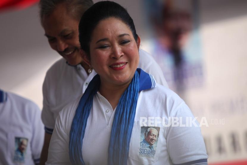 Siti Hediati Hariyadi atau yang akrab disapa Titiek Soeharto