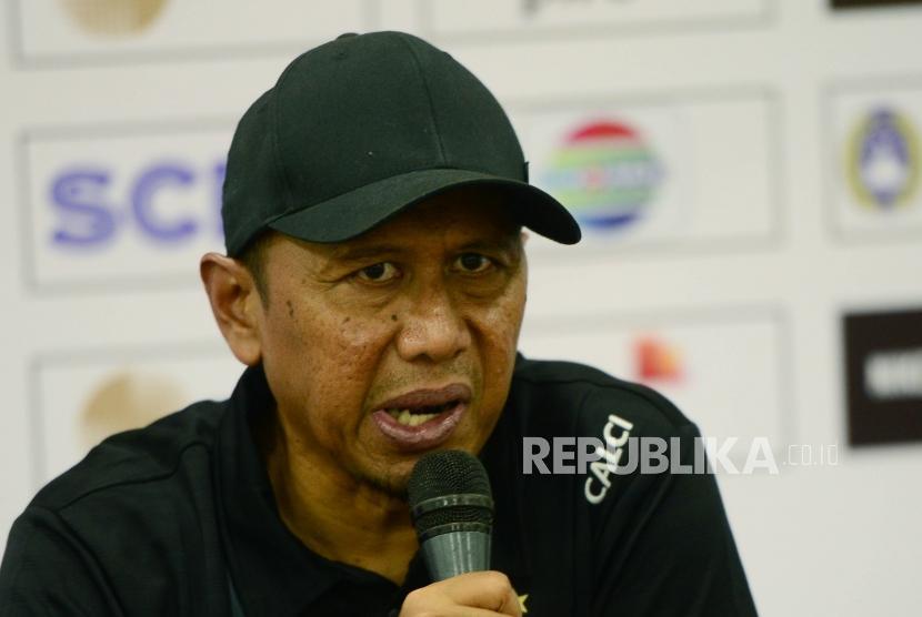 Pelatih Tira Persikabo Rahmad Darmawan.